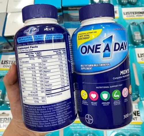 Thuốc One A Day Men's có tác dụng gì?-2