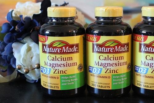 Calcium Magnesium Zinc D3 Nature Made có tốt không?-1