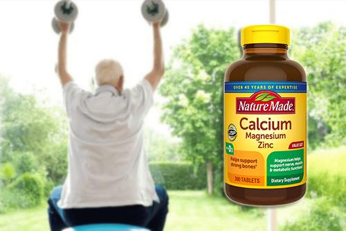 Calcium Magnesium Zinc D3 Nature Made có tốt không?-3