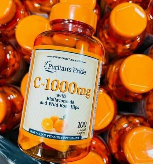 Viên uống Vitamin C Puritan's Pride có tốt không?-2