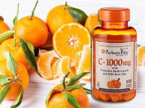 Viên uống Vitamin C Puritan's Pride có tốt không?-3