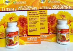 Thuốc bổ mắt Lutein & Zeaxanthin có tốt không?-1