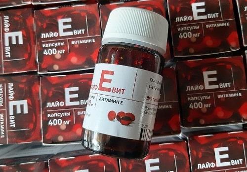 Viên uống vitamin E Zentiva 400 Nga review-1