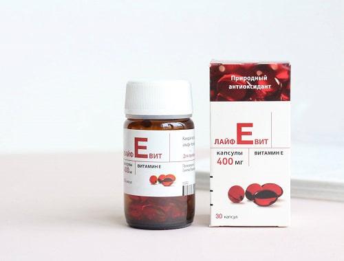 Viên uống vitamin E Zentiva 400 Nga review-3
