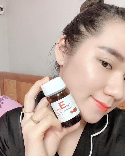 Viên uống vitamin E Zentiva 400 Nga review-5