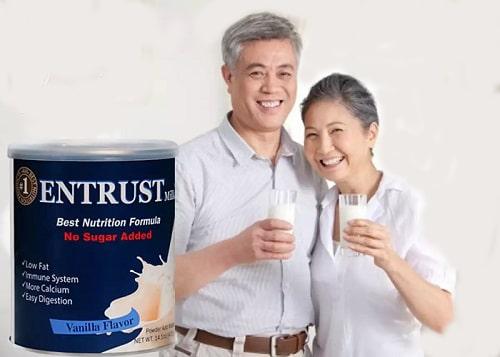 Sữa Entrust không đường có tốt không?-3